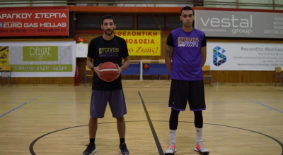 Foivos Basket Workout Part ll (Video)